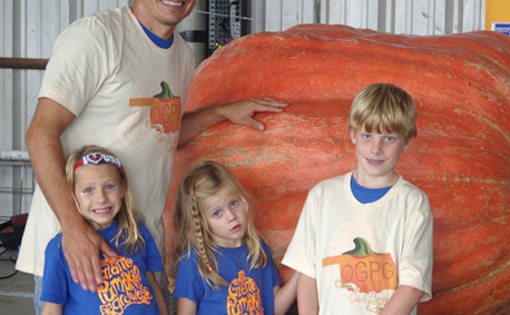 Jacob Marintzer Giant Pumpkin Grower thumbnail