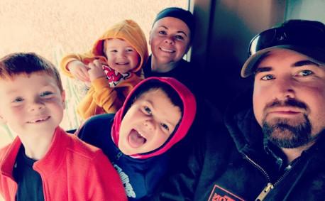 Kelsey Baker farm family