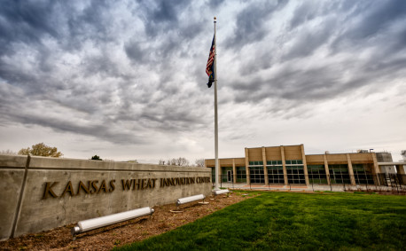 Kansas Wheat Innovation Center