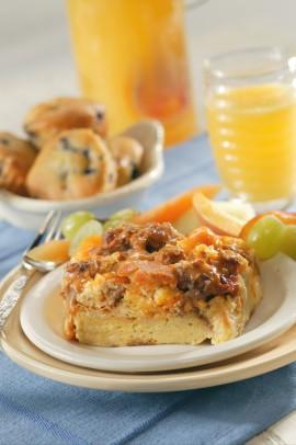 Recipe Make-Ahead Breakfast Casserole