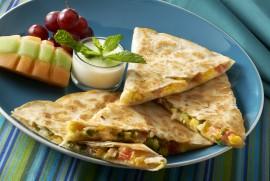 Yummy Breakfast Quesadilla Recipe