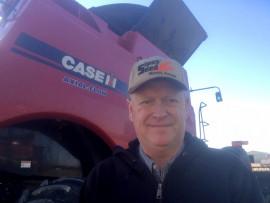 Jim Sipes Kansas farmer