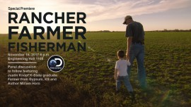 Event Rancher Farmer Fisherman Documentary Screening