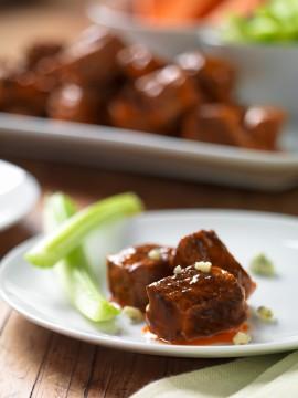 Buffalo-Style Beef Bites Recipe