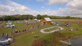Ciderfest at Louisburg Cider Mill near Kansas City