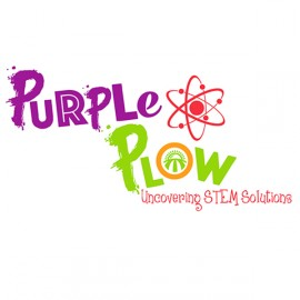 The Purple Plow Challenge Logo