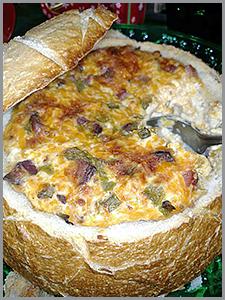 Loaded Cheesy Loaf Recipe